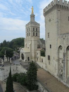 Avignon - I'm in love with this city.