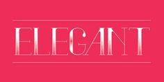 Vindeco - elegant and decorative font design by VirtueCreative