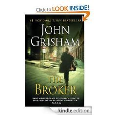 I actually found a John Grisham book in my husband's closet I hadn't read. And since it's raining hard right now......