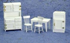 Dollhouse Kitchen Appliance set Mya