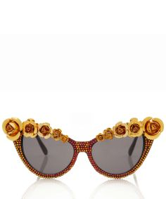 A-Morir Gold-Tone Pave Lana Sunglasses   Eyewear by A-Morir   Liberty.co.uk