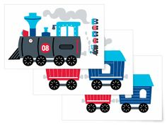 Designer boys gifts online - For Walls Train Decal Price: Was $54.95 Now $ 35.95  Gorgeous train wall decal by For Walls!  Create the perfectly themed little boys room or baby nursery with these removable wall stickers - no mess, no fuss required - simply peel away and apply!  https://www.littlebooteek.com.au/product/for-walls-train-decal . Designer boys gifts online - For Walls