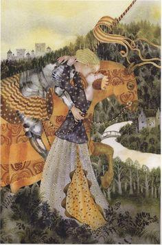 Чайковский - Детский альбом. Иллюстрации: Вера Павлова Tchaikovsky - The Children's Album. Illustrations by Vera Pavlova
