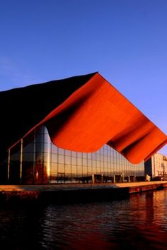 Kristiansands new concert hall: love it!