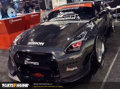 Nissan GTR SEMA 2014