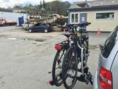Motorschaden in Frankreich, bei Chambery