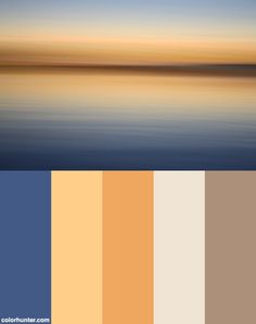 Sunset Color Scheme