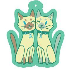 Gemini: Siamese Twins ;)