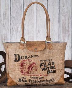 Durango Water Bag Tote