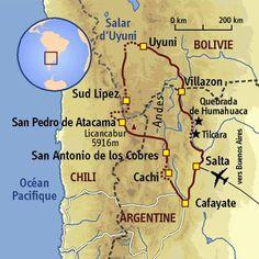 Andes sans frontières #argentine #trekking #sport #aventure