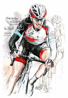 Fabian Cancellara, Team RadioShack-Leopard Trek, gewinnt Paris-Roubaix 2013, 100x70cm | Flickr - Photo Sharing!