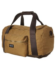 84350d1899 Polo Ralph Lauren Canvas Black Watch Leather Detail Duffel Bag. See more.  Features Duffle BagsColour  KhakiMade From  100% CottonThe perfect  weekender ...