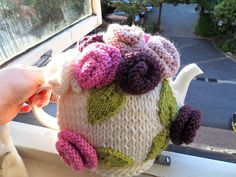 Ravelry: Anyone for tea?