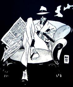 Maldito Insolente - Jordi Bernet