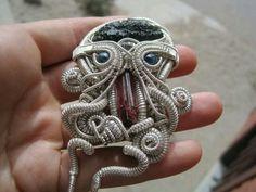 ©Amy Reilly #wirewrap #jewelry #wirewrapjewelry