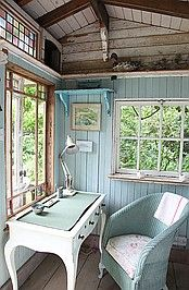 This is where I'd like to be sitting when I write my tenth book.  I have 9 books to write before I can afford it.  ;-)