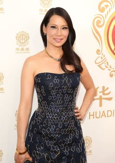 Pin for Later: 11 Celebrities Who Never Seem to Age Lucy Liu — 2014