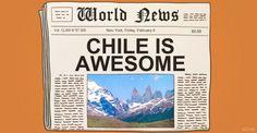 Chile está de moda: Los medios extranjeros recomiendan visitarnos