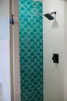 Moroccan Fish Scale Tile, Bathroom Tille Trends. | construction2style