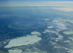 arctic-ocean. the Beaufort Gyre