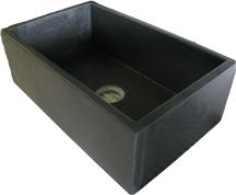 Soapstone Sinks Vessel Sink Farm Apron Sink Double Bowl : M Teixeira Soapstone