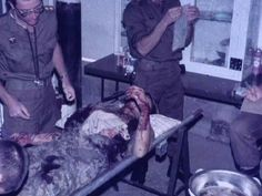 Medics at work Cold War, South Africa, Army, Medical, African, Military, Soldiers, History, Brave