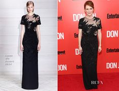 Julianne Moore In Jason Wu – 'Don Jon' New York Premiere