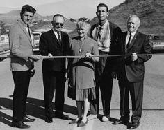 Vintage San Fernando Valley - Opening of Ventura Freeway 1967