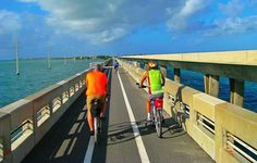 For Wildlife Watching: Florida Keys Overseas Heritage Trail, Florida http://www.bicycling.com/rides/destinations/the-best-rides-dont-always-have-hills/slide/2