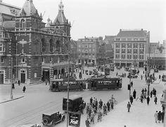 Amsterdam, Leidseplein, between 1920 - 1930. #greetingsfromnl