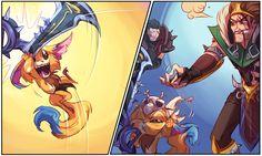 Brincando mais com Gnar   League of Legends