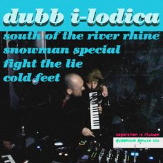 """I-lodica blazes on Separation is Illusion"" ~ Reggaemani  ""A fine blend of dub roots and melodica"" ~ Tropical Bass"