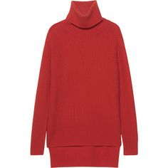 Tuinch Cashmere Turtleneck (€1.210) ❤ liked on Polyvore featuring ...