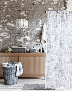 Chalk theme from M&S Home S/S 2012