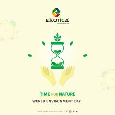Time For Nature. World Environment Day.  #worldenvironmentday #environment #nature #ecofriendly #savetheplanet #zerowaste #exoticatiles #tilesexporter #walldecor #digitalwalltiles #tilesmanufacture #tilesofindia #tiles #exoticadigitaltile #morbi #gujarat #india  www.exoticaceramic.com World Environment Day, Save The Planet, Eco Friendly, Tiles, India, Digital, Nature, Room Tiles, Rajasthan India