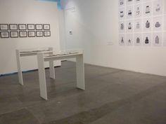 foto da exposição - Constança Lucas 2012