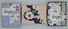Pretty Perennials Class by Mail – My Sweet Paper You Make Me, Perennials, Stampin Up, Bloom, Paper, Pretty, Cards, June, Sweet