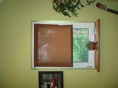 Okno, dotychczasowy kolor.
