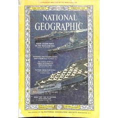 National Geographic Magazine, February 1965 | $1.98