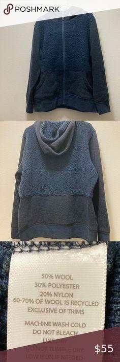 Metamorphic Pullover in Blues