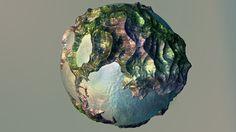 Planet XYZ on Behance