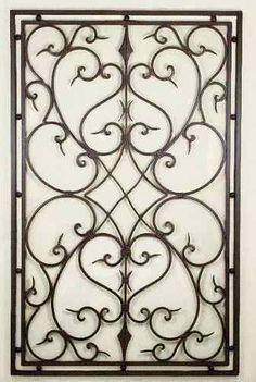 Garden Gate Wall Decor metal wall art | home decor | pinterest | metal wall art, metal