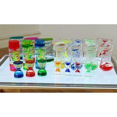 Timeglass/flytende oljer sett m 21 stk 21st, Personal Care, Van, Room, Bedroom, Self Care, Personal Hygiene, Rooms, Vans