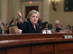 Hearing on Benghazi attacks leaves Hillary Clinton largely unscathed http://www.usatoday.com/story/news/politics/2015/10/22/hillary-clinton-benghazi-committee-trey-gowdy/74352358/