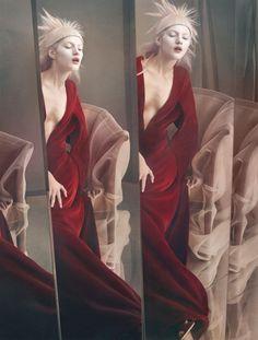Valery Kaufman by Sølve Sundsbø for Vogue Italia March 2015