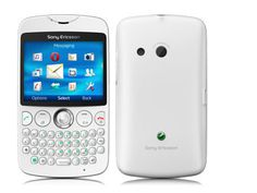 #Sony Ericsson #txt бял нов с 24 месеца гаранция