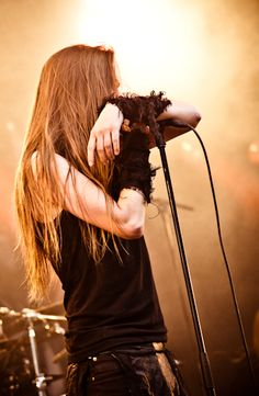 .Long hair man alternative goth metal man https://www.facebook.com/alternativestylepolska