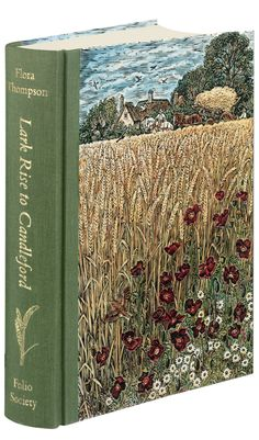 Flora Thompson's wonderful trilogy Lark Rise to Candleford. She set down what she had witnessed as a girl – the England of peasant, yeoman and craftsman, its roots firmly embedded in the soil – was true and heartfelt. She based Lark Rise on her own village of Juniper Hill, and its characters and customs were those of her own late-Victorian childhood.