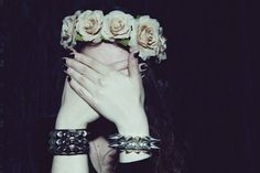 dont get too close, its dark inside  #tumblr #grunge #photography
