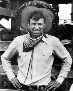 When was the last time you saw Slim Pickens?